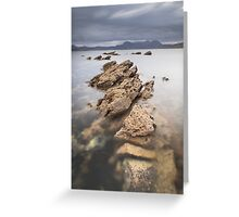Udrigle Outlook Greeting Card