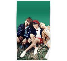 BTS phone case #9 (hyyh epilogue jacket shooting) Poster