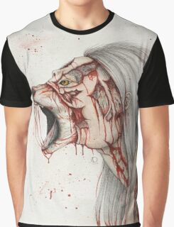 Werewolf Graphic T-Shirt
