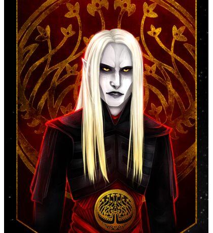 Prince Nuada Sticker
