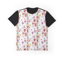 Stitch and Print design Graphic T-Shirt