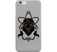 DOM-BOT AVA-3 iPhone Case/Skin