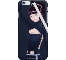 Sci-Fi Girl iPhone Case/Skin