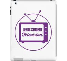 Leeds Student Television iPad Case/Skin