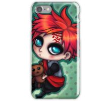 Chibi Gaara iPhone Case/Skin