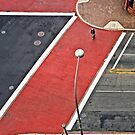 Crossing in Red by cclaude