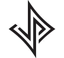 Jabari Parker 12 Unofficial Logo Photographic Print