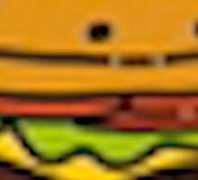 burger(s) Sticker