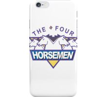 The Four Horsemen Ric Flair 4 Arn Anderson Tully Blanchard Ole Anderson iPhone Case/Skin