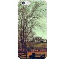 New England iPhone Case/Skin