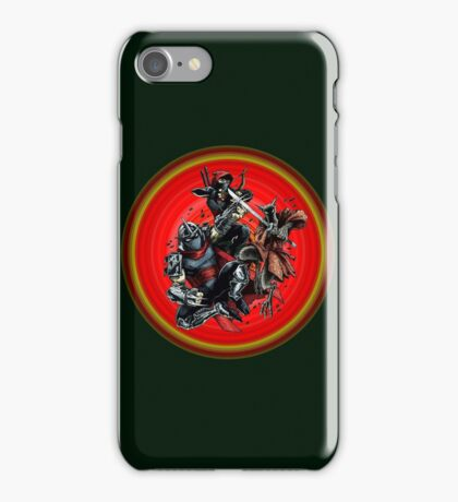 collection enemy iPhone Case/Skin