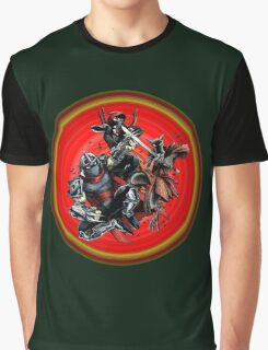 collection enemy Graphic T-Shirt