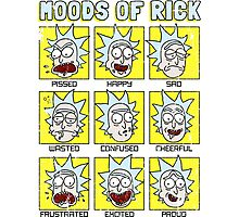 mood rick Photographic Print