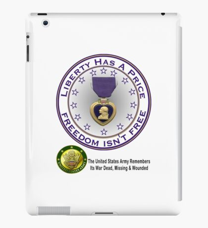 Army Remembers (light colors) iPad Case/Skin