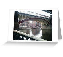 Take it to the Bridge Greeting Card