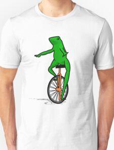 Dat Boi Unicycle Frog T-Shirt T-Shirt