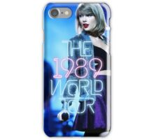 THE 1989 TOUR iPhone Case/Skin