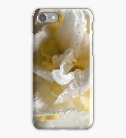Rainy Day Daffodil iPhone Case/Skin