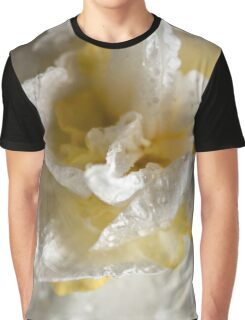 Rainy Day Daffodil Graphic T-Shirt
