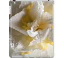 Rainy Day Daffodil iPad Case/Skin