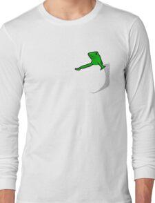 Pocket Dat Boi T-Shirt Long Sleeve T-Shirt
