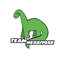 Team herbivore  Photographic Print