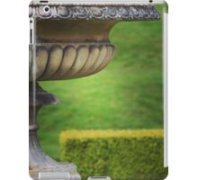 Plant urn iPad Case/Skin