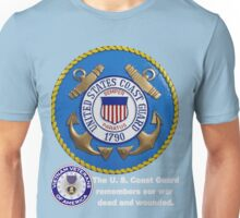 US Coast  Guard Rembers Unisex T-Shirt