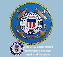 US Coast  Guard Rembers Unisex T-Shirt