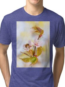 Breakfast At Sakura Tri-blend T-Shirt