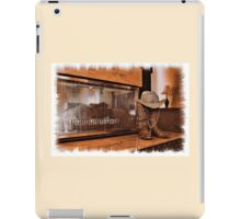 """Day's End""... prints and products iPad Case/Skin"