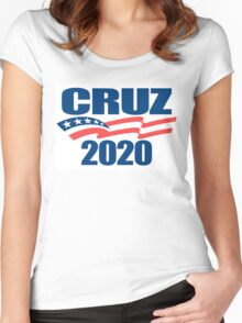 Cruz 2020 Women's Fitted Scoop T-Shirt