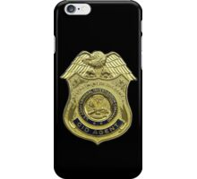 AMERICAN, US, USA, Army, Criminal Investigation Command, CID, Agent, Military Badge iPhone Case/Skin