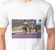 Cattle Drive 1 Unisex T-Shirt