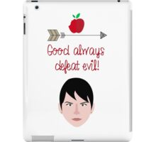 Mary Margaret/Snow White Once Upon a Time iPad Case/Skin