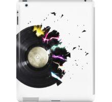 Broken record iPad Case/Skin