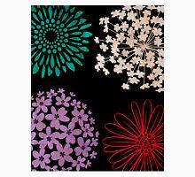 Four Flowers Unisex T-Shirt