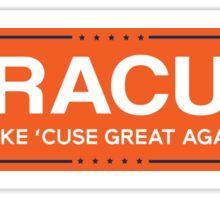 syracuse 1 Sticker