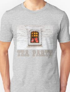 Tea Party Invitation Unisex T-Shirt