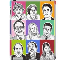 The Office Cast iPad Case/Skin