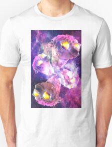Cool Llama Space T-Shirt