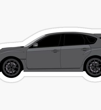Subaru WRX Hatchback  Sticker