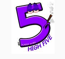 High 5 Purp Unisex T-Shirt
