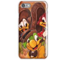 Happy Chappies iPhone Case/Skin
