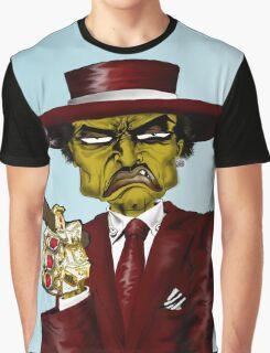 Gangsta Shit Graphic T-Shirt