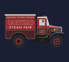 Carters Steam Fair Scammell Kids Tee