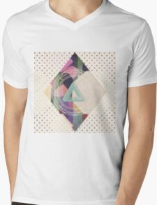 Impossible triangle Mens V-Neck T-Shirt