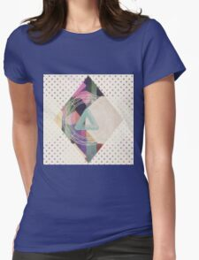Impossible triangle Womens Fitted T-Shirt