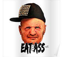 EAT BASS Poster