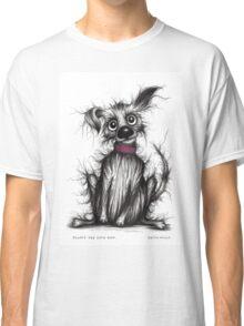 Fluffy the cute dog Classic T-Shirt
